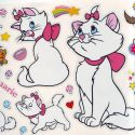 Marie cat stickers (JDC400)